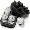 Icetray - Skull - Black-BAR + PARTY-PropShop24.com