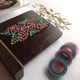 Aztec String Art-Desk Accessories + Other Stationery-PropShop24.com