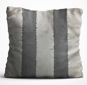 Cushion Cover - Thick Lines - Grey-HOME ACCESSORIES-PropShop24.com