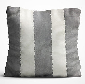 Cushion Cover - Thick Lines - Ivory-HOME ACCESSORIES-PropShop24.com