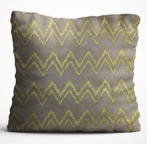 Cushion Cover - Zig Zag - Beige-HOME ACCESSORIES-PropShop24.com