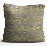 Cushion Cover - Zig Zag - Beige-Home-PropShop24.com