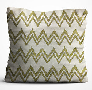 Cushion Cover - Zig Zag - Cream-HOME ACCESSORIES-PropShop24.com