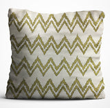 Cushion Cover - Zig Zag - Cream-Home-PropShop24.com