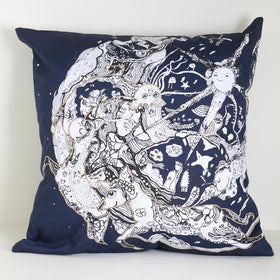 Mystic World Cushion Cover-HOME-PropShop24.com