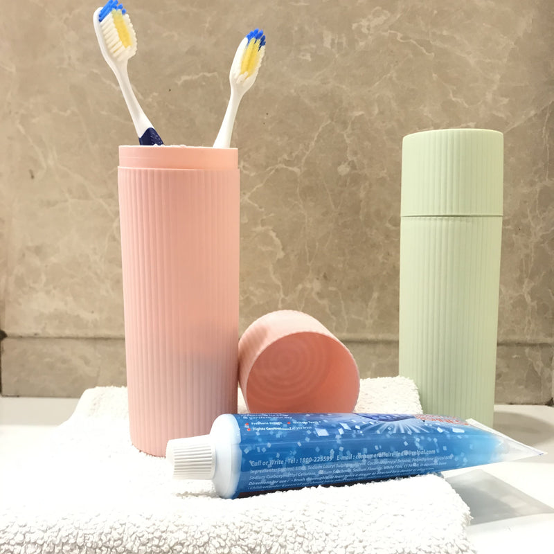 2-in-1 Stationery And Toothbrush Holder-BATHROOM ESSENTIALS-PropShop24.com