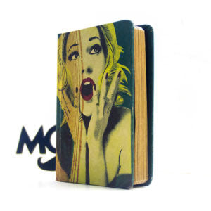 Vintage Notebook - Marilyn Monroe-Stationery-PropShop24.com