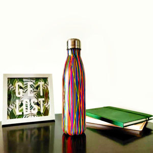 Steel Bottle - Multicolour-DINING + KITCHEN-PropShop24.com