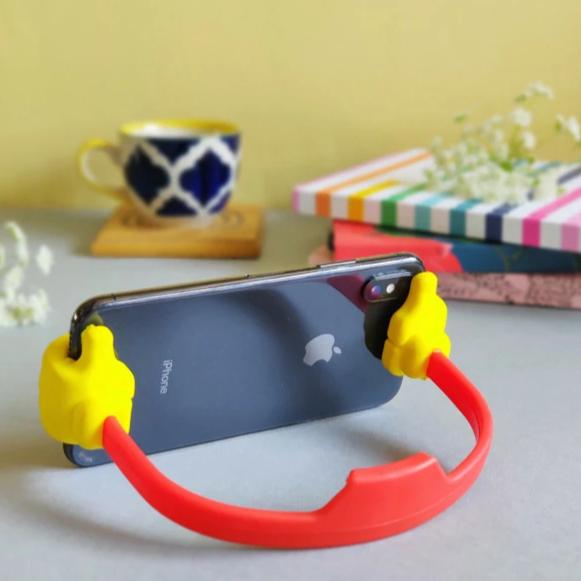 Mobile And Tablet Holder - Hand-Shaped - Assorted-GADGET ACCESSORIES-PropShop24.com