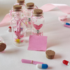 Love Scroll And Capsule Jar - Small - Set Of 6-GREETING CARDS-PropShop24.com