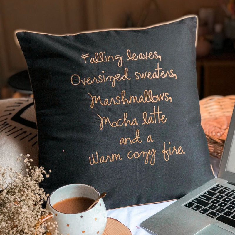 Cushion Cover - Winter Love-HOME ACCESSORIES-PropShop24.com