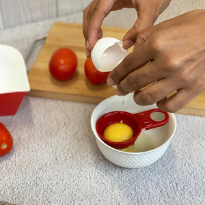 Egg Yolk Separator - Small - Assorted-DINING + KITCHEN-PropShop24.com