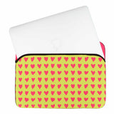 Laptop Sleeve - Hand Drawn Heart - propshop-24 - 3