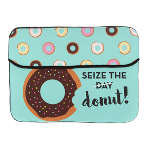 Laptop Sleeve - Seize The Donut-Gadgets-PropShop24.com