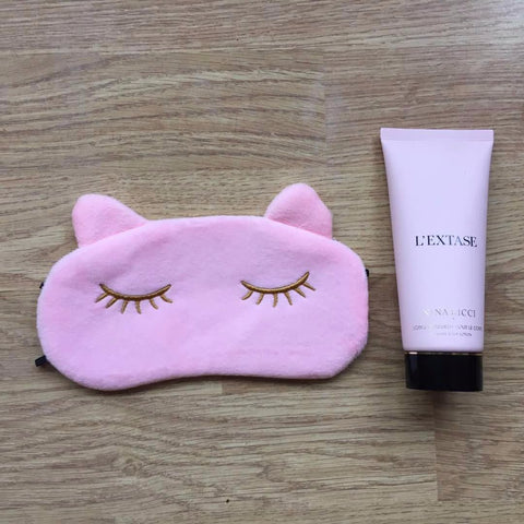 Eye Mask - Cat - Pink-Personal-PropShop24.com