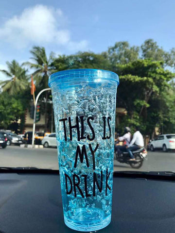 Travel Mug - This is my drink - Blue Big-Home-PropShop24.com