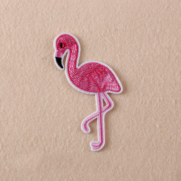 Patch - Small Flamingo-Fashion-PropShop24.com