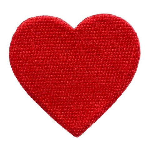 Patch - Red heart-Fashion-PropShop24.com