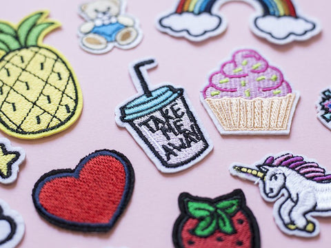 Patch - Small Cupcake-Fashion-PropShop24.com