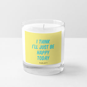 Candle - Happy Today-HOME-PropShop24.com