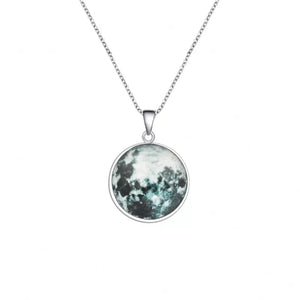 Moon Pendant - Glow In The Dark-NECKLACE-PropShop24.com