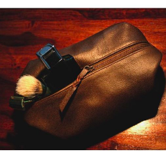 Dopp Kit - Brown - propshop-24