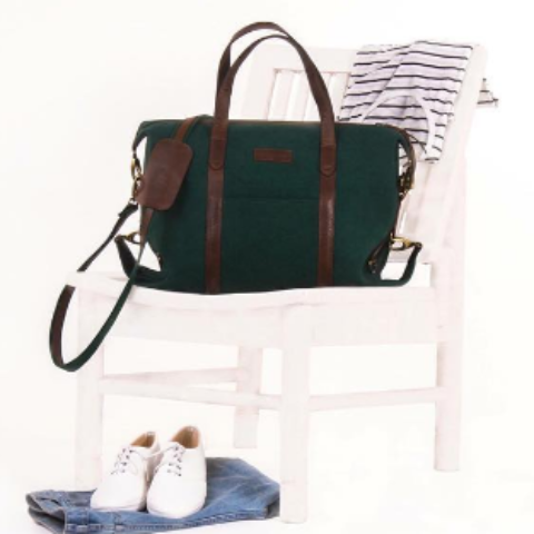 Baron Bag - Green - propshop-24