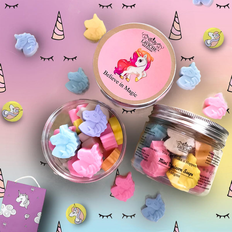 Mini Unicorn Soaps - 160g-WOMEN-PropShop24.com