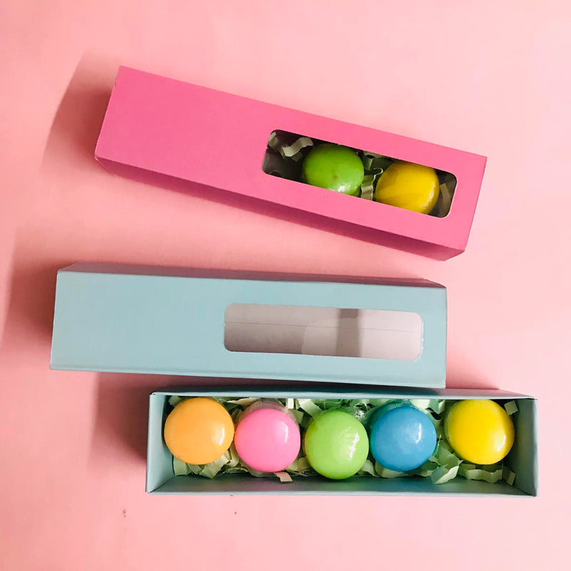 Macaroon Soap Box - Set Of 5-WOMEN-PropShop24.com