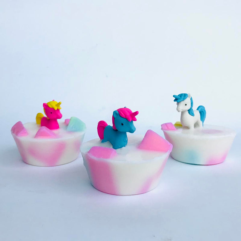 Unicorn Soap Combo - Set Of 3-WOMEN-PropShop24.com