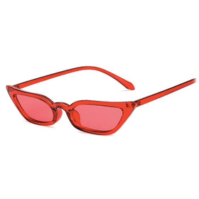 Sunglasses - Lash Line Micro Red-FASHION-PropShop24.com