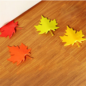 Leaf Door Stopper Yellow-Home-PropShop24.com