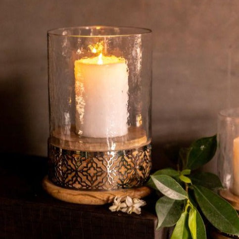 Candle Holder - Zoya-CANDLES + AROMA-PropShop24.com