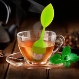 Tea Infuser - Leaf - Green-Home-PropShop24.com