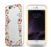 Selfie Light Phone Cover- Floral Frame - Iphone 6 /6S-PHONE CASES-PropShop24.com