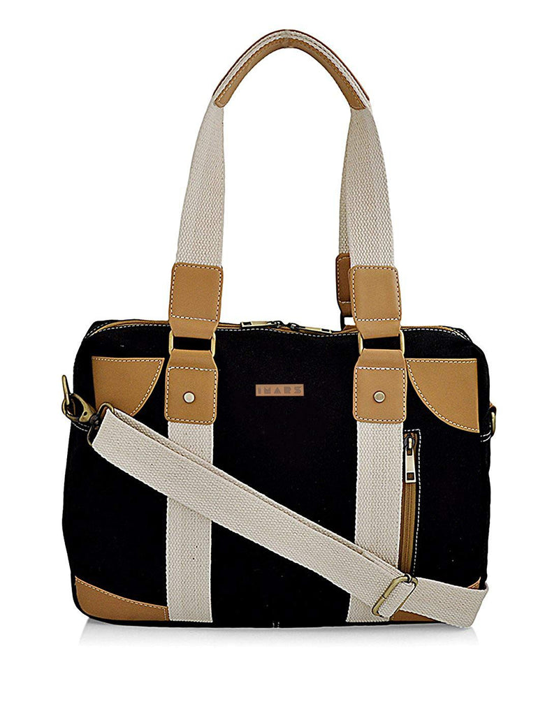 Handbag - Canvas Weekender Bag-WOMEN-PropShop24.com