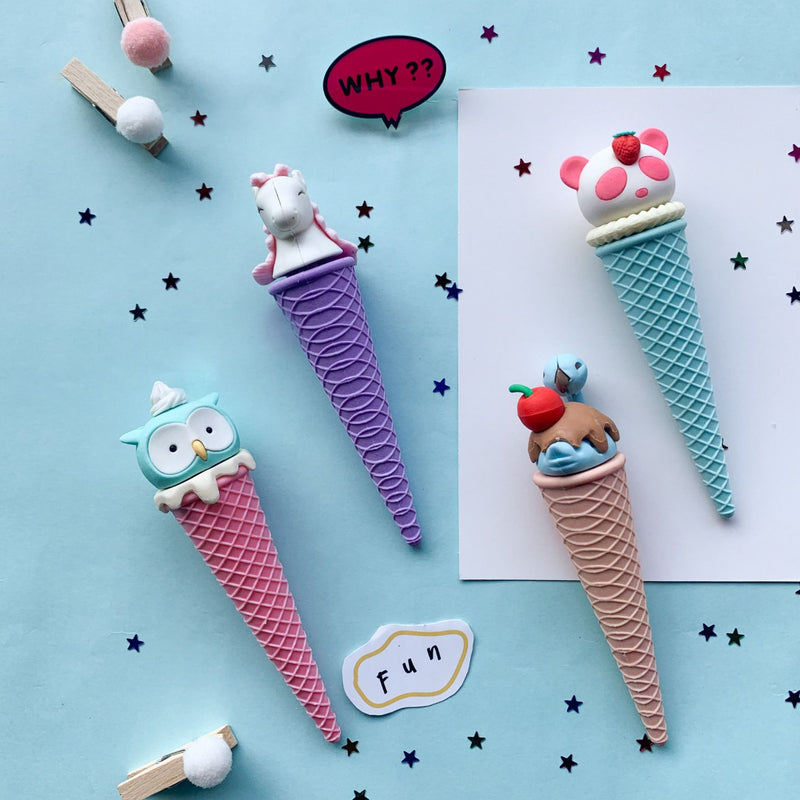 Ice-Cream Eraser-DESK ACCESSORIES-PropShop24.com
