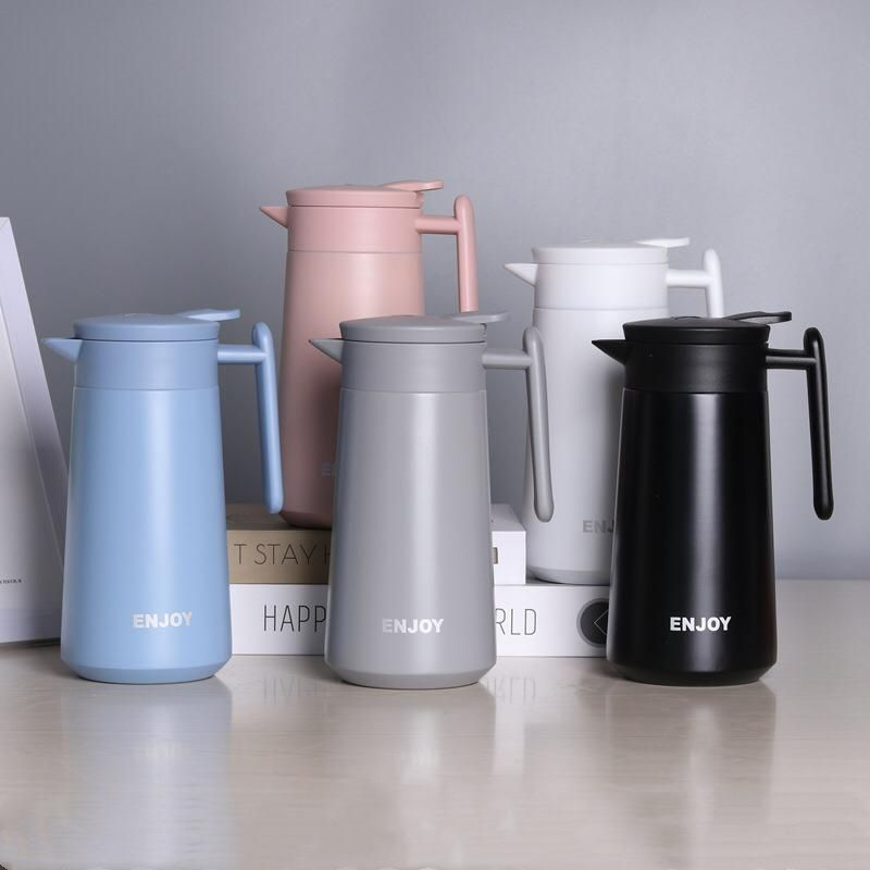 Metallic Insulated Flask-DINING + KITCHEN-PropShop24.com