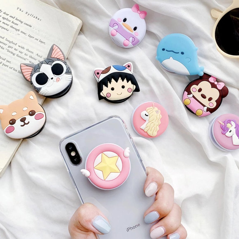 Cute Phone Holder-GADGET ACCESSORIES-PropShop24.com