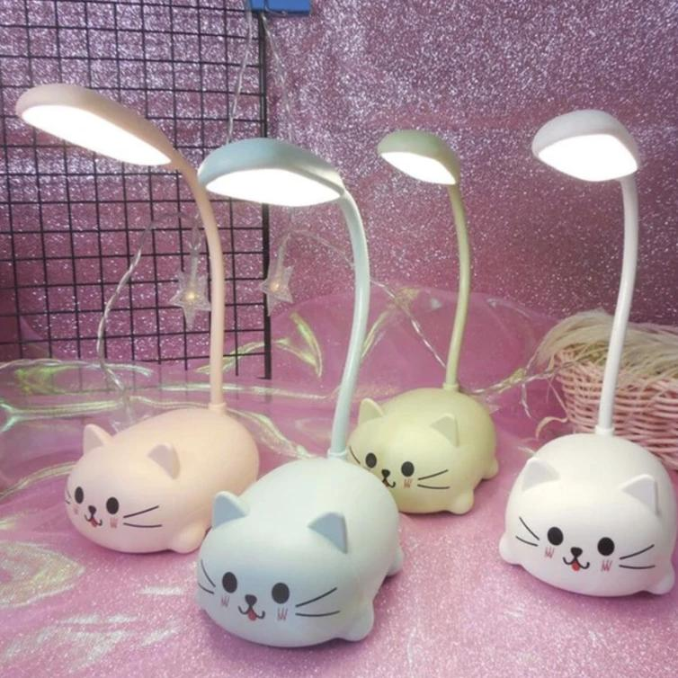 Cute Cat Table Lamp - USB Powered-HOME ACCESSORIES-PropShop24.com