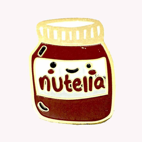 Fashion Pin - Nutella-PropShop24.com