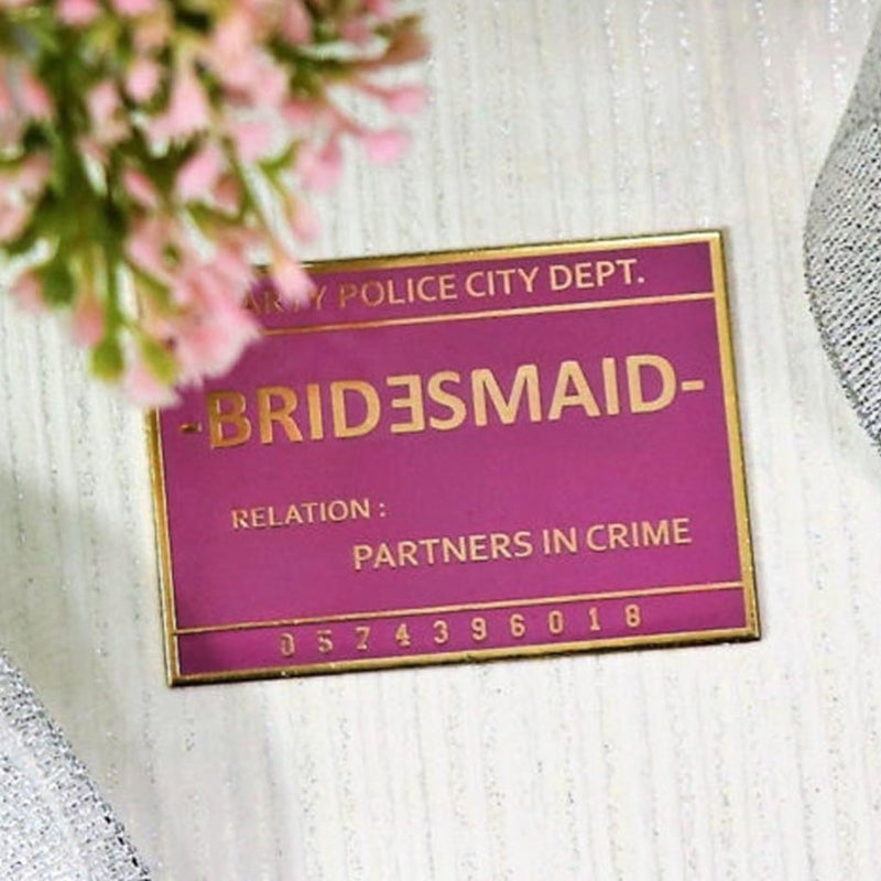 Lapel Pin - Bridesmaid-WOMEN-PropShop24.com
