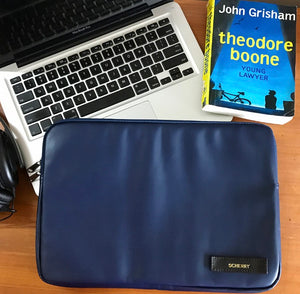 "Personalized Laptop Sleeves- Navy Blue (13"") - C.O.D Not Available-LAPTOP SLEEVES-PropShop24.com"