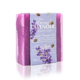 Handmade Soap - French Lavender-BEAUTY-PropShop24.com