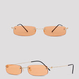 Los Angeles - Orange - Far Left Sunglasses-WOMEN-PropShop24.com