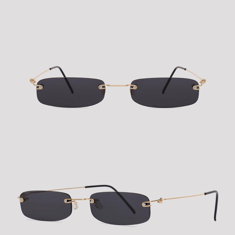 Los Angeles - Black - Far Left Sunglasses-WOMEN-PropShop24.com