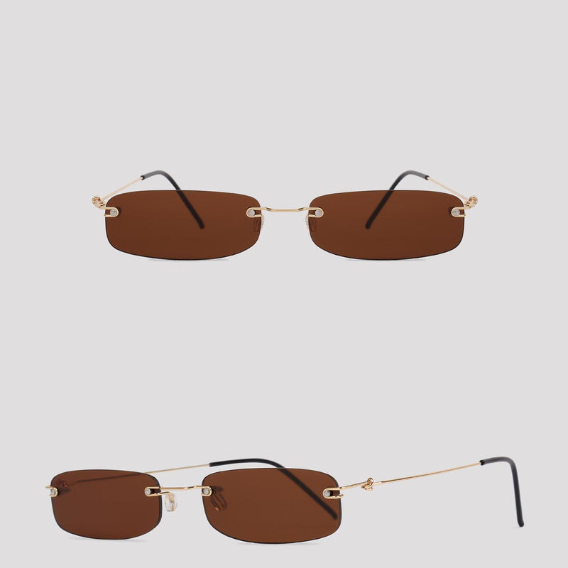 Los Angeles - Brown - Far Left Sunglasses-WOMEN-PropShop24.com