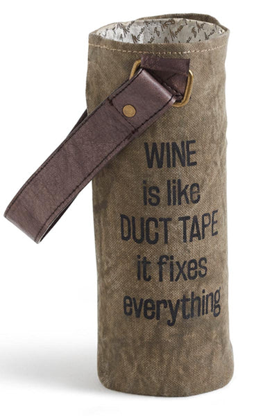 Duct Tape Wine Bag-HOME-PropShop24.com