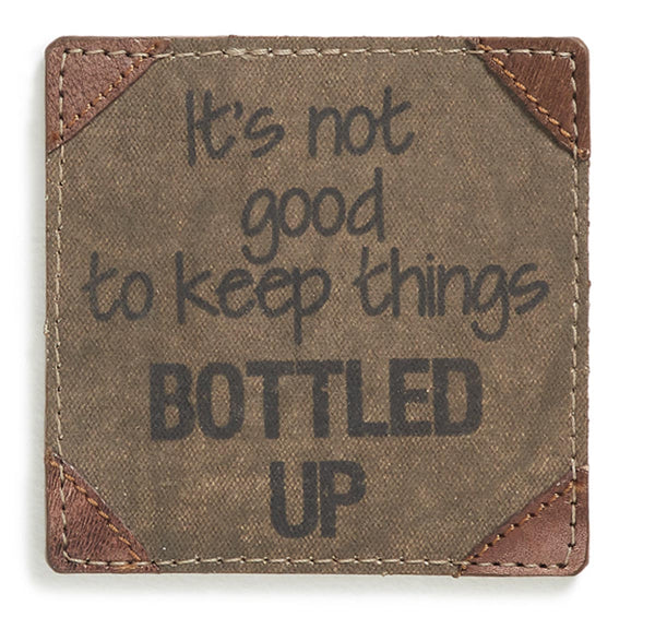 Bottled Coaster - Set of 4-HOME-PropShop24.com
