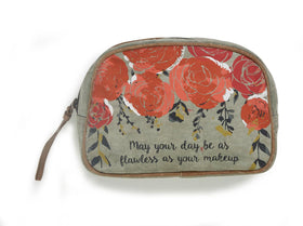 Rosey Large Cosmetic Bag-FASHION-PropShop24.com